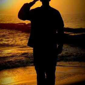 On the Atlantic Oceans' coast of South Carolina, my son gave me a salute in the setting sun after graduating from ARMY basic training. I was...