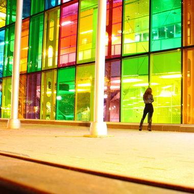 Palais des Congrès de Montréal.