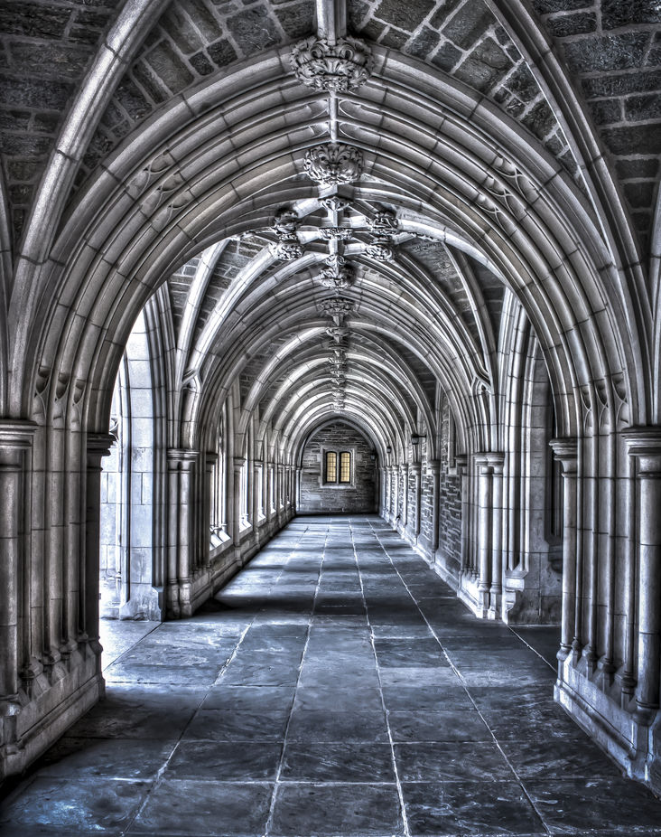 Princeton by doemiso - Classical Architecture Photo Contest