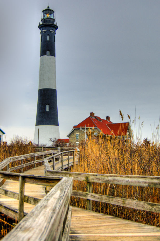 Fire Island by ShutterSpeak - Rails and Fences Photo Contest
