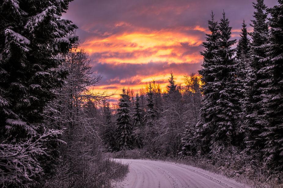 Winterwonderland Norway