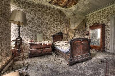 Room @ Chateau La Foret