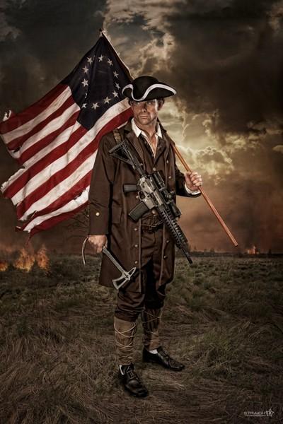 The Modern Patriot