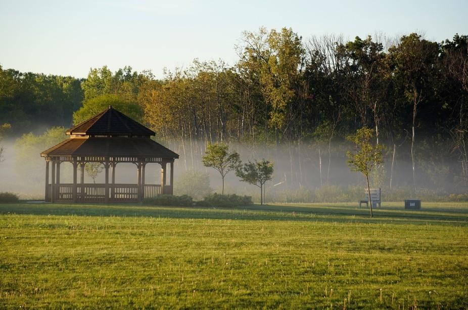 The view by Sun Prairie park