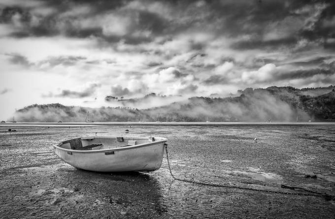 Stranded (1 of 1) by LornaSmithPhotography - Depth In Black And White Photo Contest