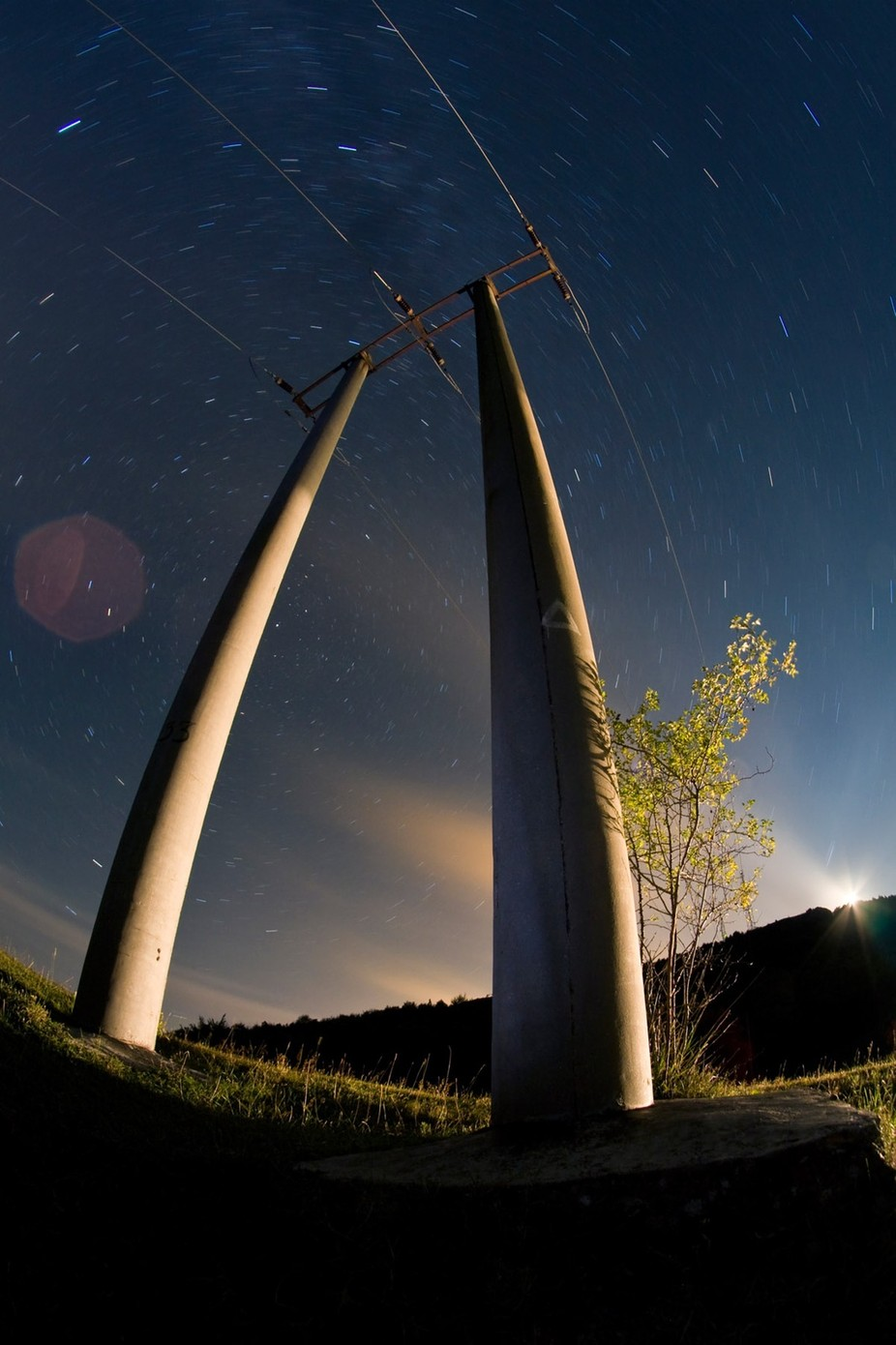 Light speed by Titus - Energy Photo Contest