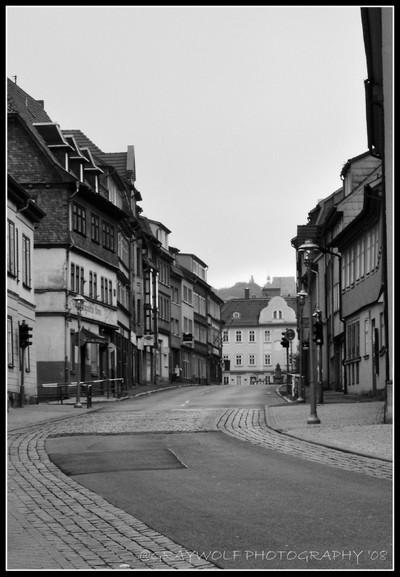 Eisenach Early Morning