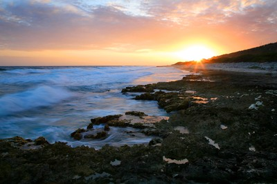 Cayman Brac sunset