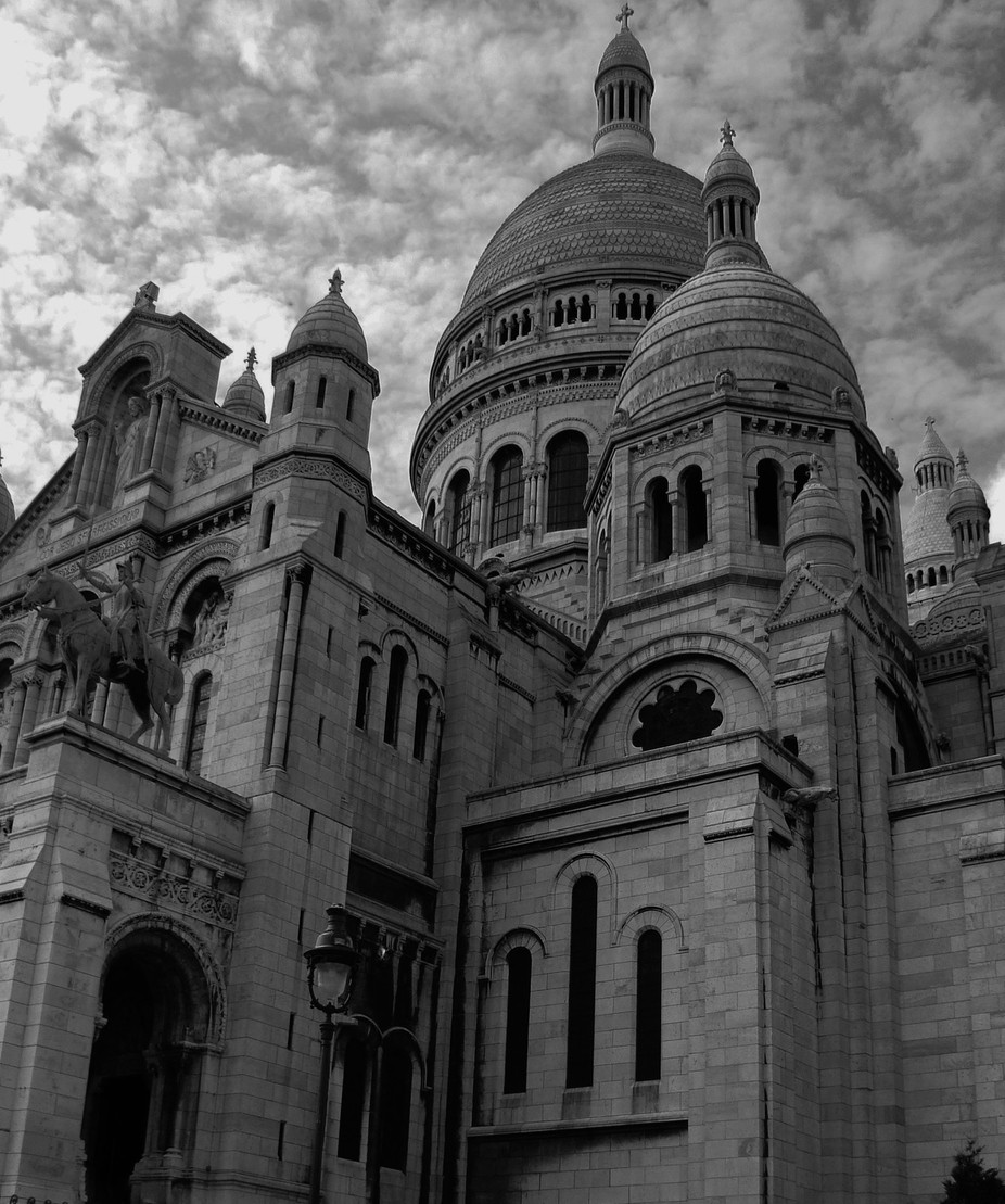 basilique du Sacré-Coeur de Montmartre, Paris, France by julienprevost - Classical Architecture Photo Contest