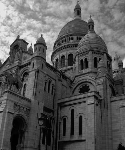 basilique du Sacré-Coeur de Montmartre, Paris, France