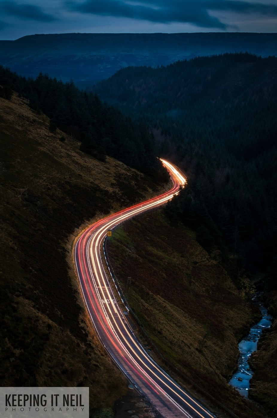 Snake Pass by keepingitneil - Composing with Curves Photo Contest