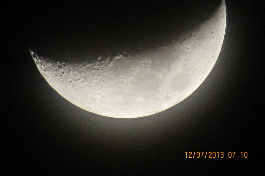 Taken with Canon powershot..at full zoom..no edits.