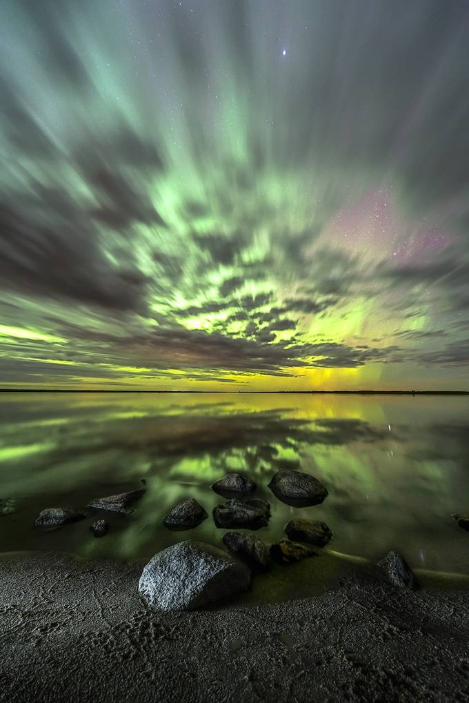 Passing Auroras by MarshallLipp - Cloud Painting Photo Contest