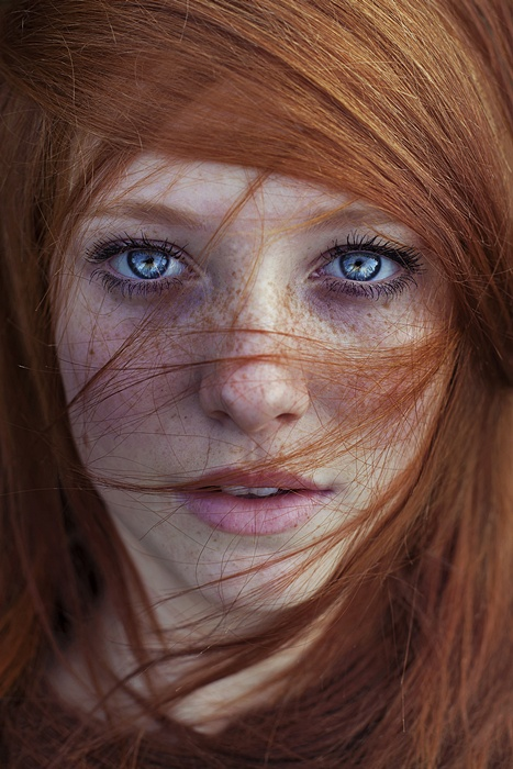 See through by majatopcagic - Freckles Photo Contest