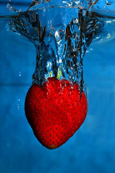 Splash Strawberry