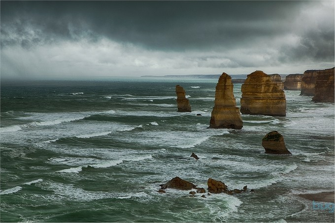 Sea Scape by Multifacet - Discover Oceania Photo Contest