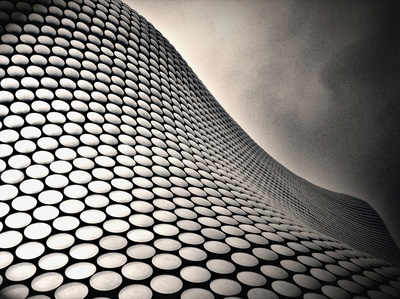Bull Ring Roof and Sky
