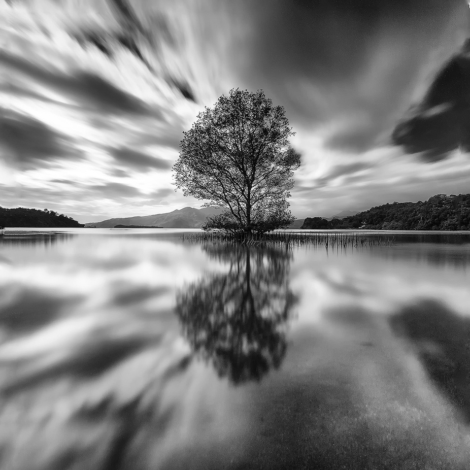 Towards Strength by gregmetrophotography - Black And White Wow Factor Photo Contest