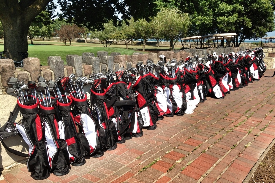 Chicago 2013 - TaylorMade SpeedBlade Sales Meeting