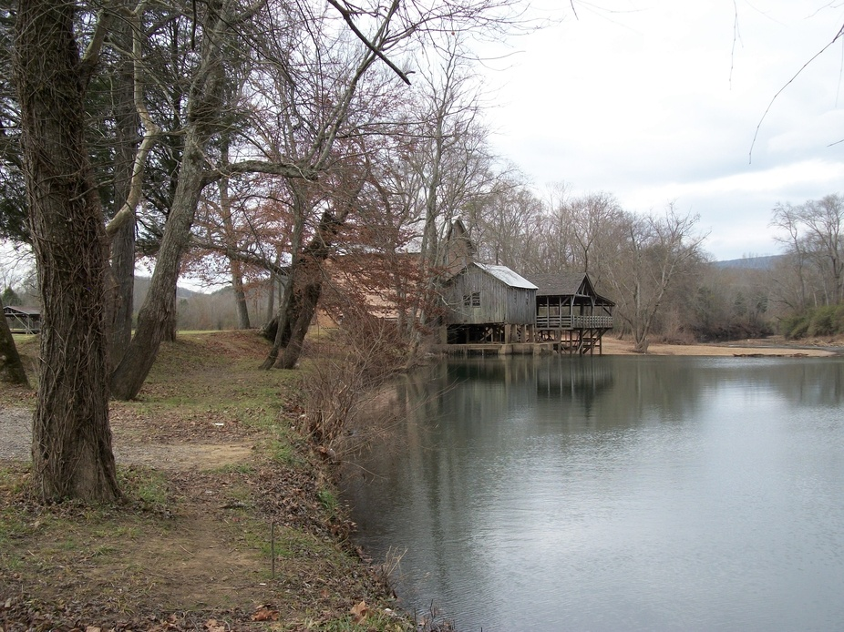 The mill at Whitwell,TN