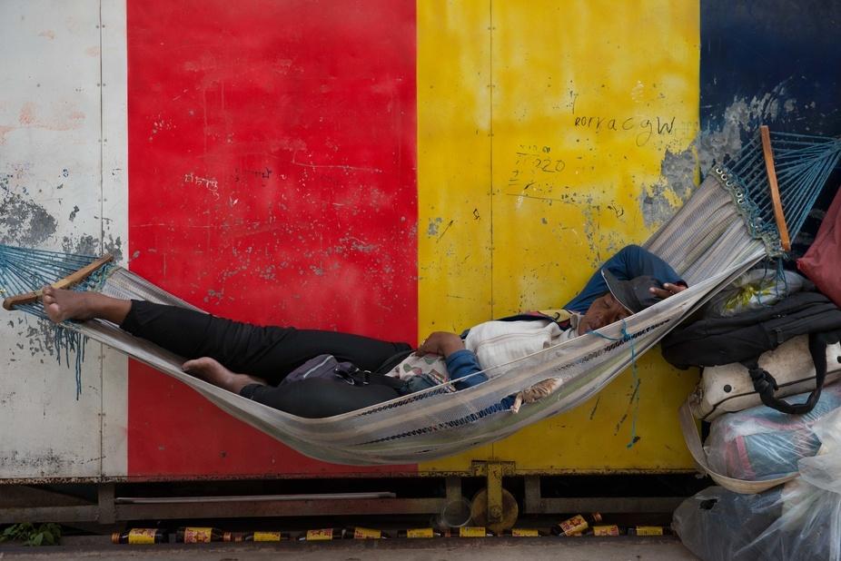 Siesta Time, Phnom Pehn-2268
