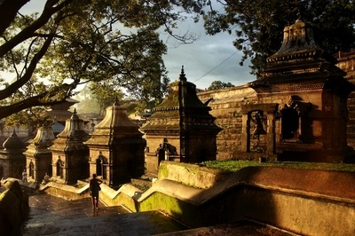 Little Temples of Kathmandu