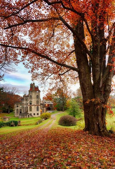 Fall at Fonthiil