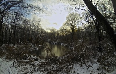 First Snow-Prospect Park-Brooklyn