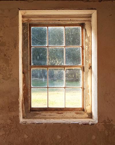 plantation window