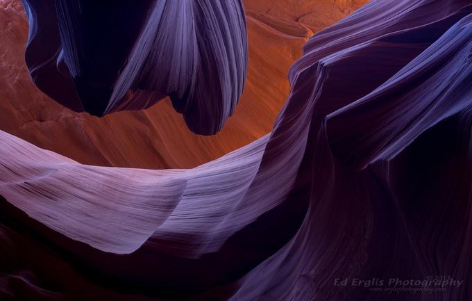 Antelope Canyon by Ed_Erglis_Photography - Secret Canyons Photo Contest