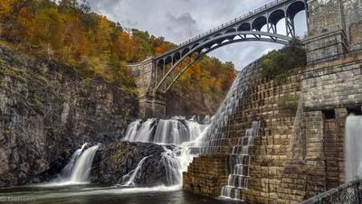 Croton Dam pano-2