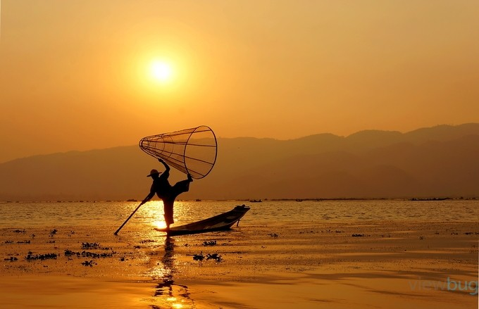 Inle Lake by trevormills - The Tourist Photo Contest