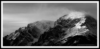 Mt. Chapin Landscape