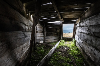 Greenland Hut