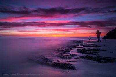 Sunrise Arrabida, Portugal