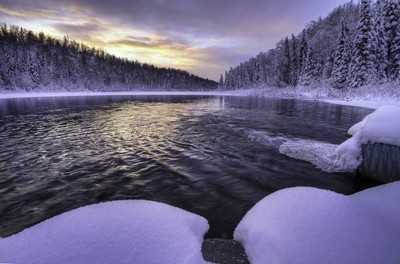 Don't Miss This Gallery Of Cold Shots - View The A Cold Winter Photo Contest Finalists!