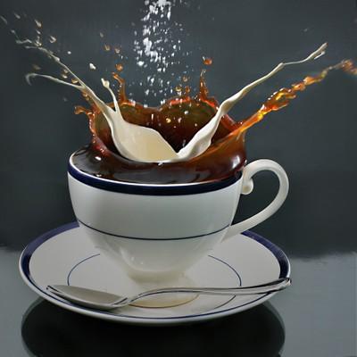 3 in 1 Coffee Splash