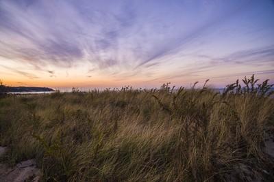 Cedar Beach Sunset