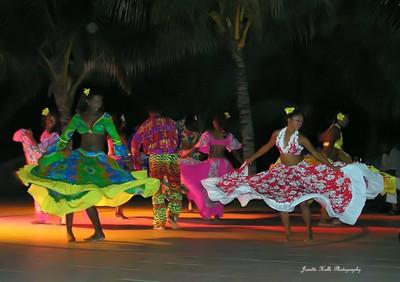 Sega Dancers (2) , Mauritius