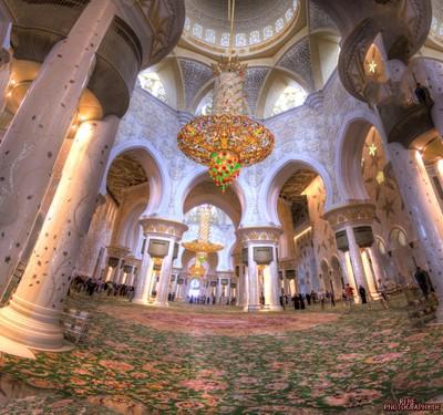 Sheikh Zayed Grand Mosque 3