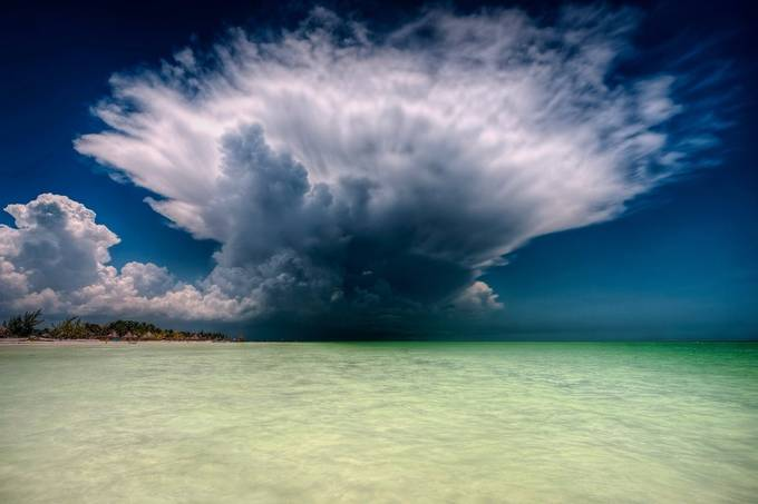 Ka-Booom by RiccardoMantero - Nature In HDR Photo Contest