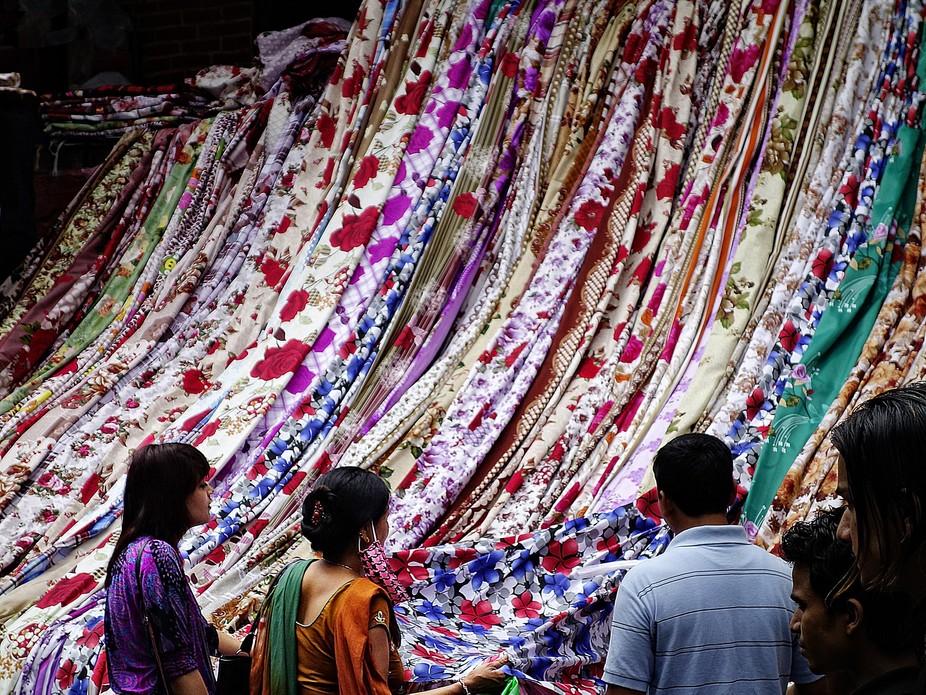 Asan Tole Market, Kathmandu