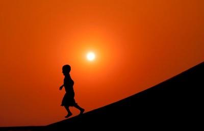 Run Opposite The Sun ...