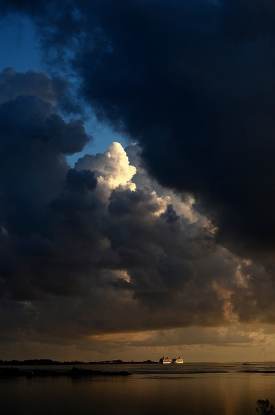 Dark and Stormy Bermuda