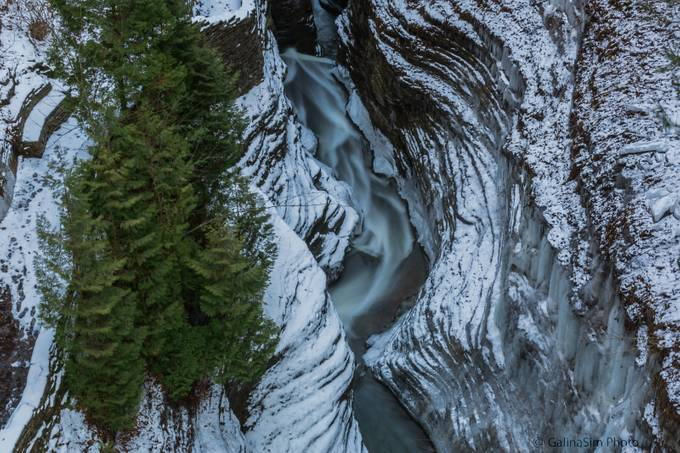 Gorge by galinasimphoto - National Parks Photo Contest