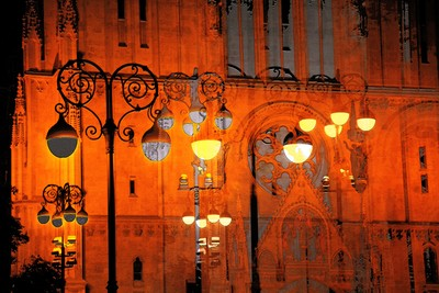 The Essence of Croatia - Zagreb Night Lights