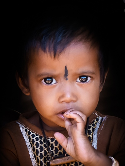 Boy from Orissa