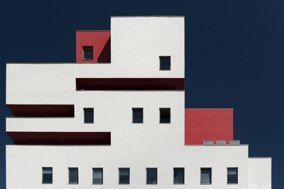 Cubic Building