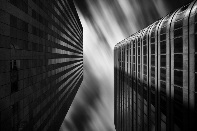 Parallel by Mesli - Black And White Architecture Photo Contest