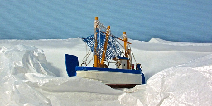 High seas by ruiprodrigues - 300 Toys Photo Contest